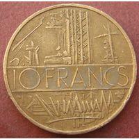 6133:  10 франков 1976 Франция