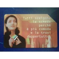 Италия женщина
