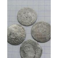 Монеты Сигизмунд  III солид 1566-1632