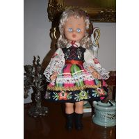 Кукла Славянка 1960е 50см