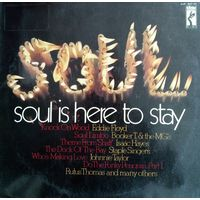 SOUL IS HERE TO STAY 1971, Germany, Gema, 2LP, EX