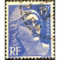 ЦІКАВІЦЬ АБМЕН! 1951, Марыяна, 15 франкаў