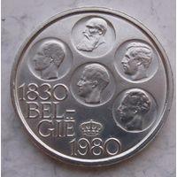 Бельгия, 500 франков, 1980