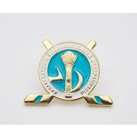 Официальный знак федерация хоккея Казахстана