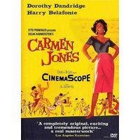 Кармен Джонс / Carmen Jones (Отто Преминджер / Otto Preminger) DVD9