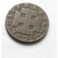Австрия 2 гроша, 1928 1-1-37