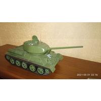 Модель Т-34-85 масштаб 1:16