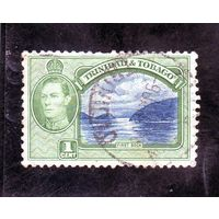 Тринидад и Тобаго.Ми-131. Залив First Boca. 1938
