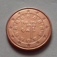 1 евроцент, Португалия 2009 г.