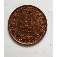 Индия (Британская) 1/12 анна, 1921 2-12-25