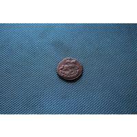 Деньга 1767 года не частая