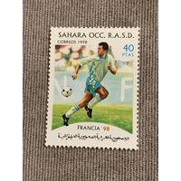 Сахара 1998. Чемпионат мира по футболу
