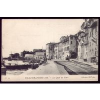 Франция Вильфранш-сюр-Мер Порт