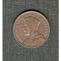 1/2 кроны 1935 г.