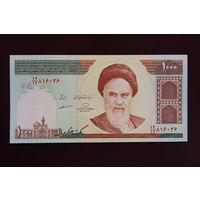Иран 1000 риалов 2013 UNC