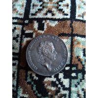 Монета Польша 1771 год