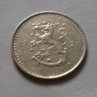 25 пенни, Финляндия 1921 г.