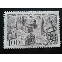 Франция 1949 Лилль