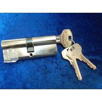 Сердцевина замка с тремя ключами.