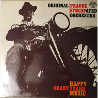 LP Original Prague Syncopated Orchestra - Crazy Years - Happy Music