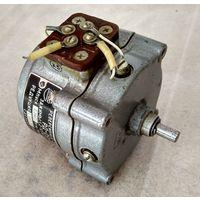 РД-09-П2А. Электродвигатель асинхронный реверсивный с встроенным редуктором. (30 об/мин)