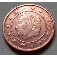 2 евроцента, Бельгия 2006 г.