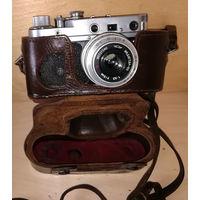 Фотоаппарат Зоркий-2С 1957 г. с объективом