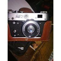 Фотоаппарат фэд-3