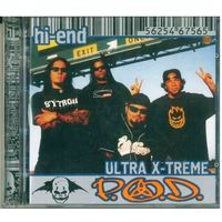 2CD P.O.D. (Payable On Death) Hi-End Ultra X-Treme by Invisible Halahup / Nu Metal