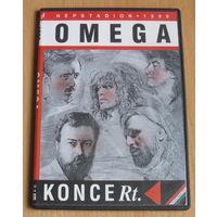 Omega - KONCERt. - Nepstadion 1999 (2000, DVD-5)