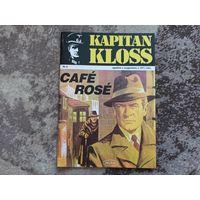 """Полькі комікс па фільму """"Ставка больше чем жизнь"""" N8 ад 1971 году (рэпрынт 2002)  Kapitan Kloss"""