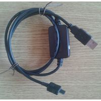 Дата-кабель интерфейс USB Samsung разъем PCB220BSE.
