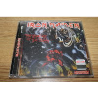 Iron Maiden - The Number Of The Beast - CD