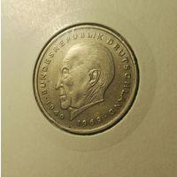 2 марки 1970 Германия