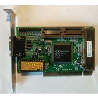 Видеокарта,ретро,1997г, Eagle 64/325 MK IV