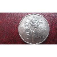 Сейшелы 5 рупий 1982