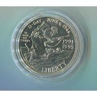 1 доллар.1995