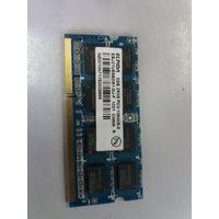 Оперативная память для ноутбука SO-DIMM DDR32Gb Elpida PC-10600 EBJ21UE8BDS1-DJ-F (905721)