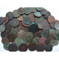 65 монет Российской Империи