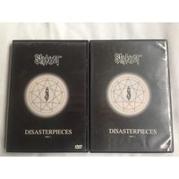 РАСПРОДАЖА DVD! SLIPKNOT - DISASTERPIECES - 2 DISC!