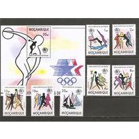 Мозамбик 1984 Олимпийские игры