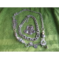 Ожерелье из металла