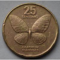 Филиппины, 25 сентимо 1988 г.