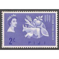 1963 Фиджи 170 Свобода от голода 9,00евро