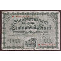 Германия, 1000 марок 1922 год