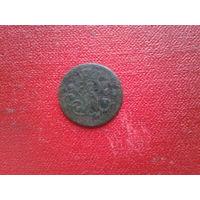 1/2 гроша 1768 года