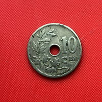 52-18 Бельгия, 10 сантимов 1903 г. Фламандский тип