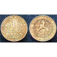W: Кюрасао 1 цент 1944 (221)