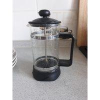 Заварочник Кружка пресс для кофе или чая