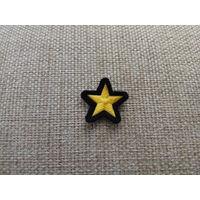 Нашивка звездочка нарукавный знак по годам службы для мичманов ВМФ СССР 5 и далее год службы на повседневную форму
